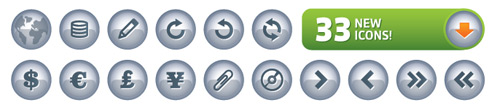 N-chrome Icons