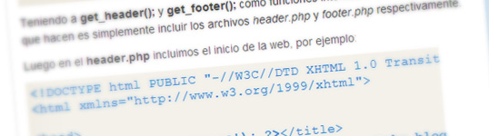 Tutoriales sobre WordPress