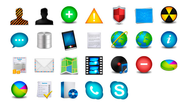 Bussiness Icons