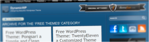 DynamicWP Free WordPress Themes