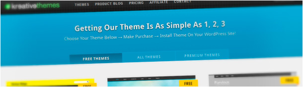KreativeThemes Free WordPress Themes