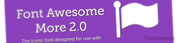 Font Awesome More 2.0