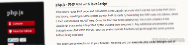 PHP.js