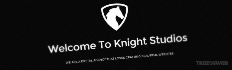 Knight HTML/CSS Template