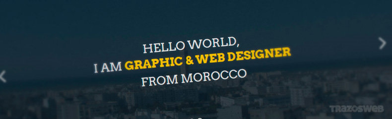 Onepage HTML/CSS Template