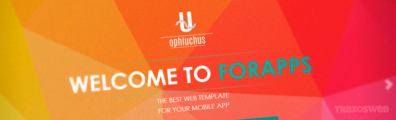 Ophiuchus HTML/CSS Template