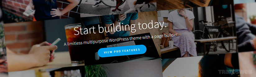 BLDR WordPress Theme