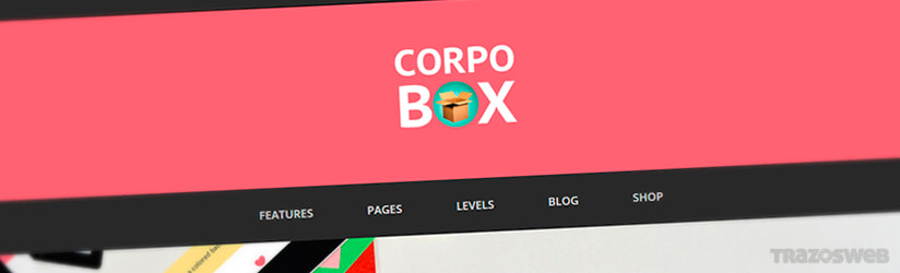 Corpobox WordPress Theme