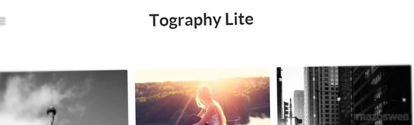 Topography Lite WordPress Theme